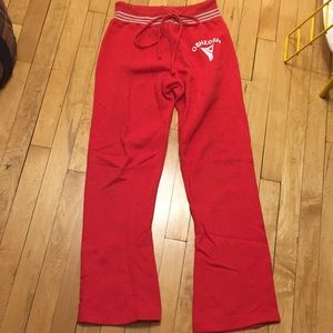 Vintage Oshkosh YMCA Sweatpants